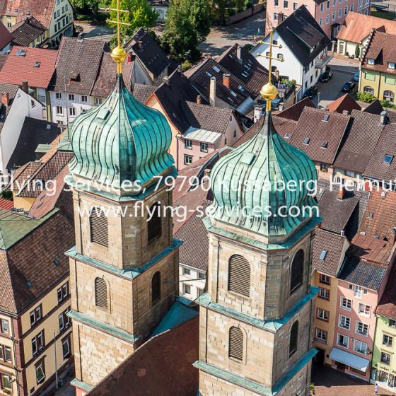 Luftbild Bad Säckingen Schloss FS P1050613