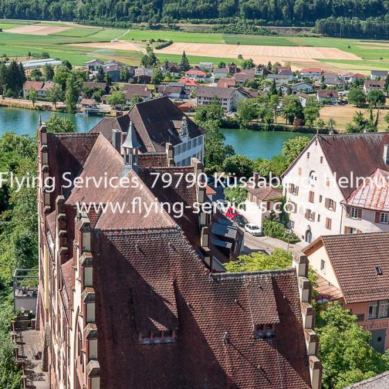 Luftbild Stadt Waldshut Waldtorschule FS P1050358